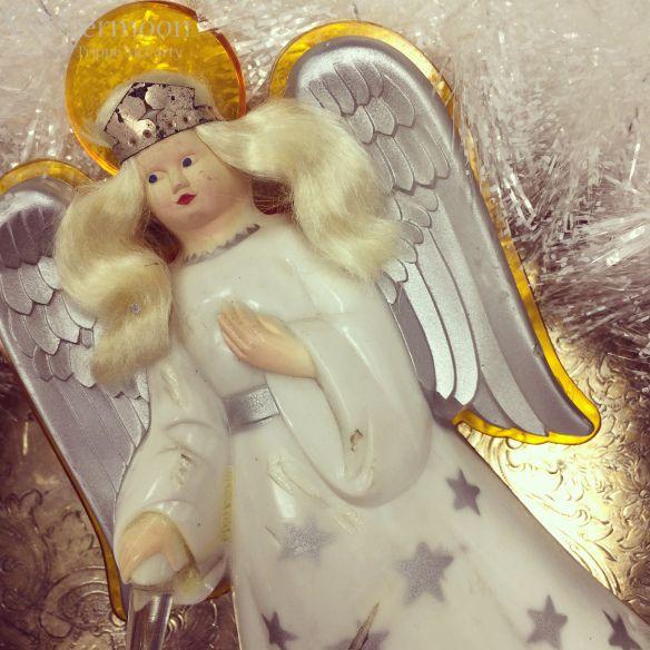 Noma Christmas Decorations: Merry Christmas Vintage, Vintage