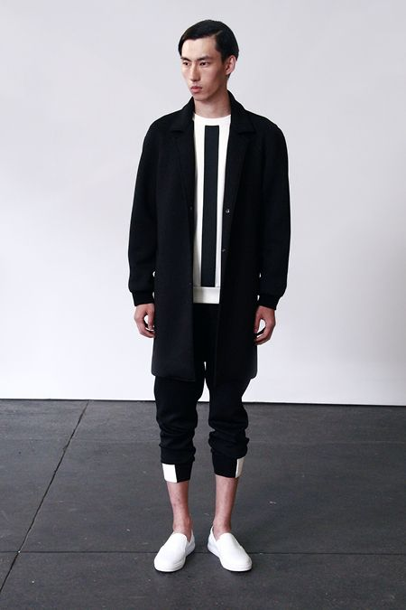 """theasianmalemodel: """" Zhao Qing He for Carlos Campos SS15 - NYFW """""""