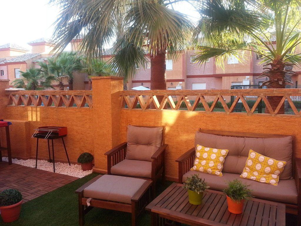 Decorar la terraza el porche el patio for Decorar porche casa
