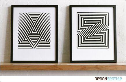 From Hannah Draper (United Kingdom): Alphabet Posters