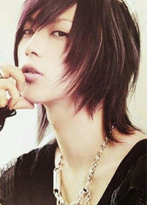 Takeru Sug ヘアスタイル 髪型 ビジュアル系