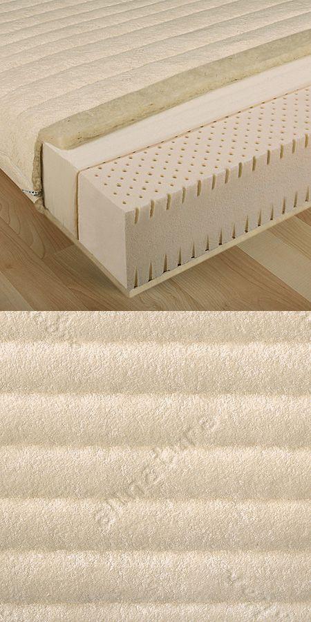 Alnatura Naturlatex-Matratze Supra-Comfort Allergie, €680.  Nature latex mattress.  I've slept on latex for 35 years now; it's the best.