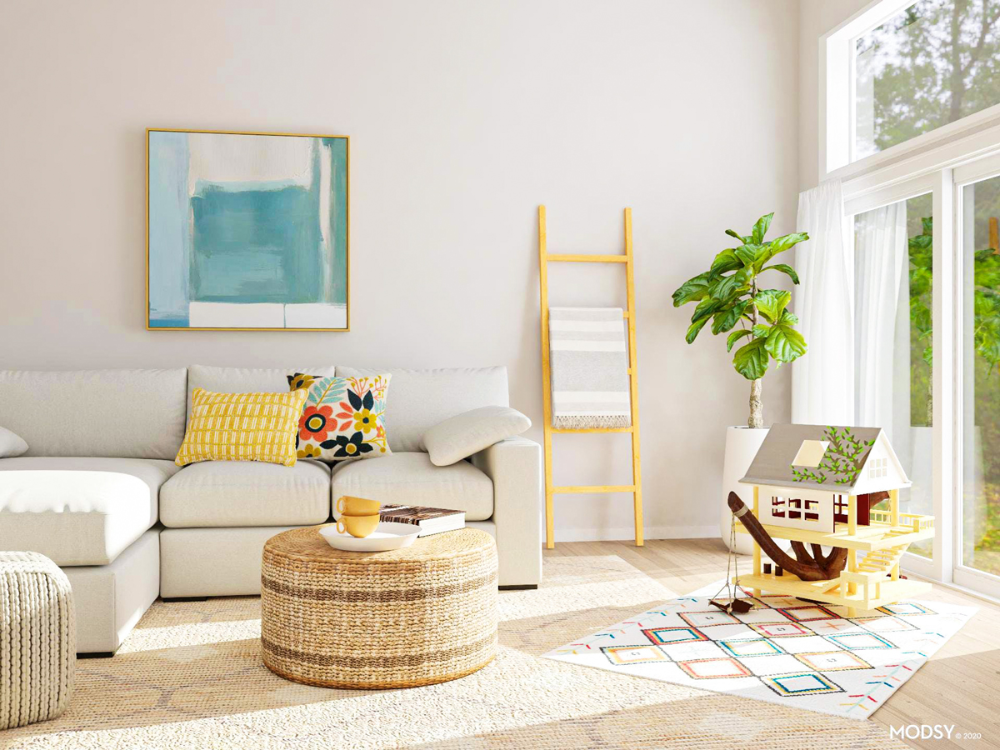 Kids Living Room Ideas 5 Tips For Designing A Kid Friendly Space Kid Friendly Living Room Kids Living Rooms Living Room Playroom