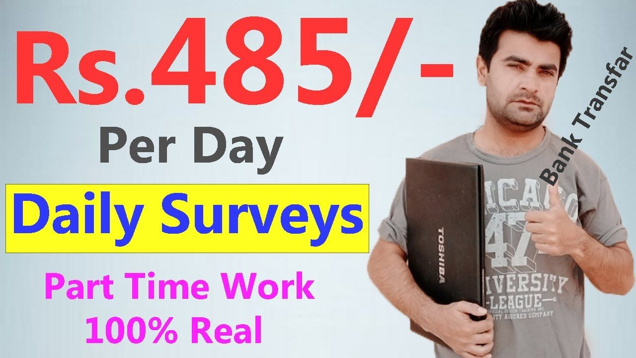 How To Earn Money Online With Surveys Part Time Job Grabpoints Paypal Earn Money Online Earn Money Part Time Jobs