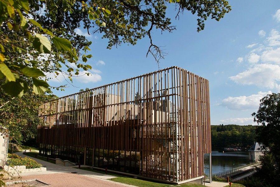 VOISIN CHARPENTE - Collectivités Bois Pinterest - realiser un plan de maison