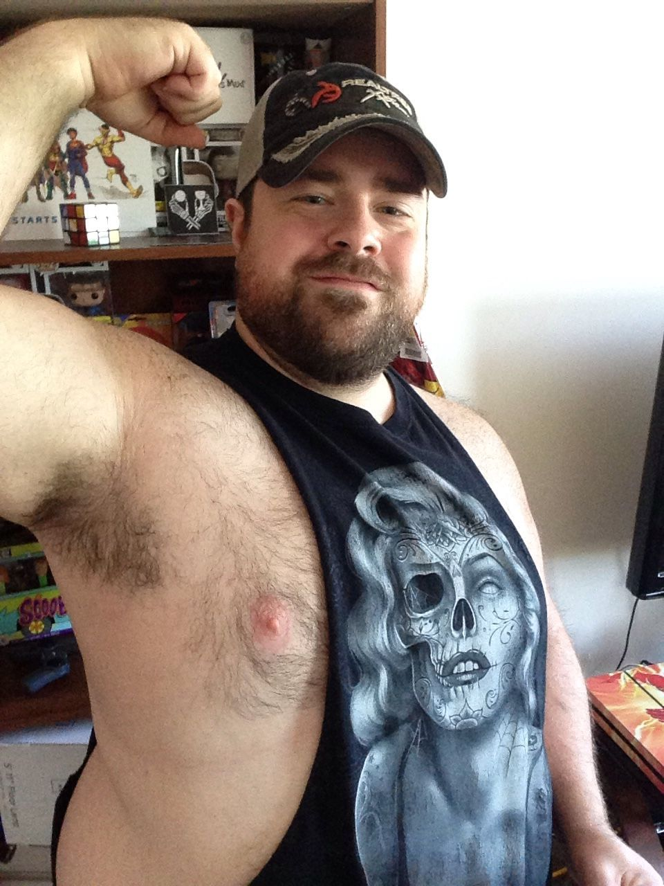 Fat bear chub