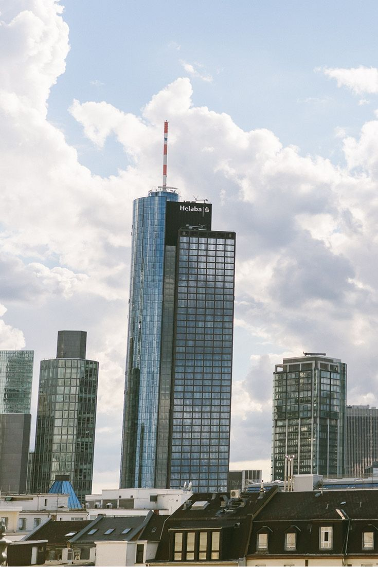 What You Need To Know About Visiting Main Tower In Frankfurt Am Main Germany Germany Travel Germany Frankfurt Am Main