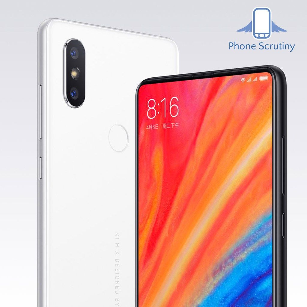 Xiaomi mi mix 2s detailed specifications review specs