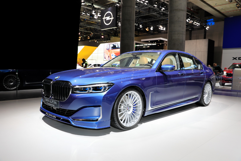 2020 Alpina B7 Is A 205MPH First Class Cruiser | Carscoops