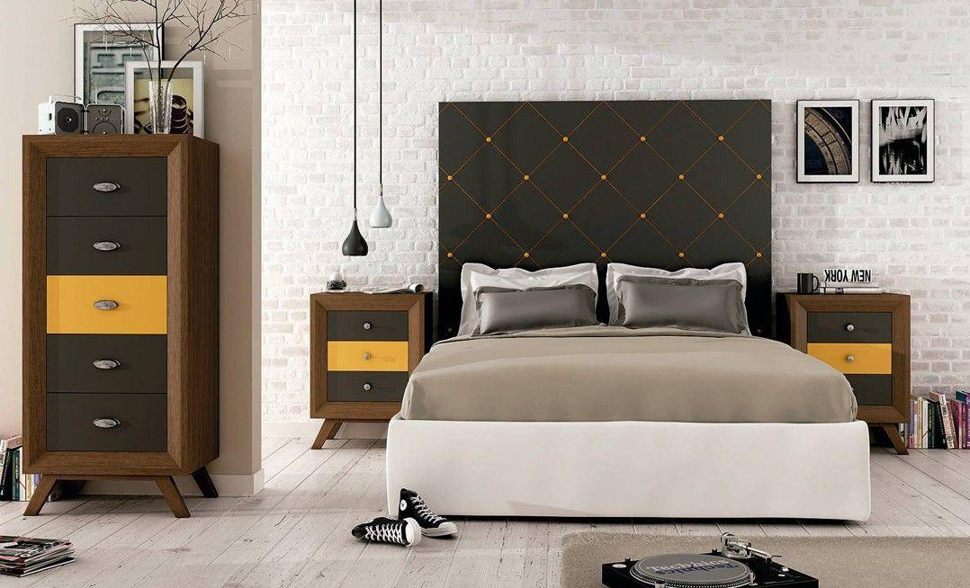 Modelo vintage de dormitorio de matrimonio , un estilo peculiar y ...