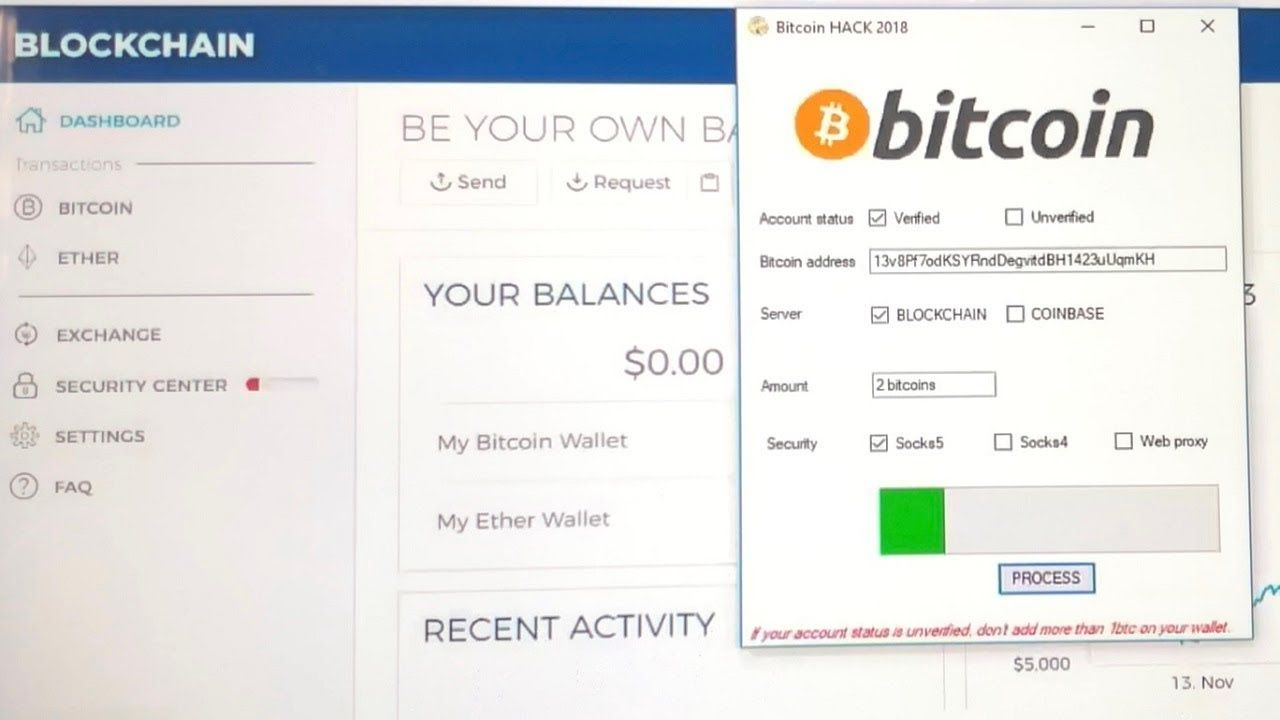 Bitcoin Free! [Generator BTC] NEW tool work NOW! How to