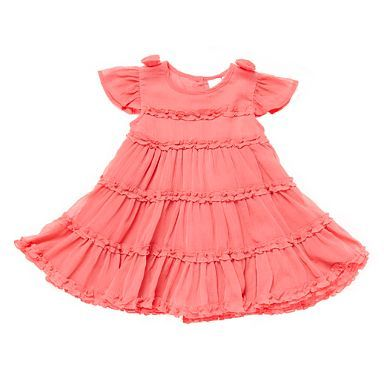 Every girl need a party dress, even when you are first born!