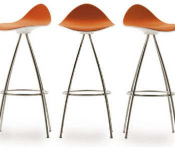 ONDA Swivel Bar Stool | Funktionalley   Contemporary   Bar Stools And  Counter Stools   Funktionalley
