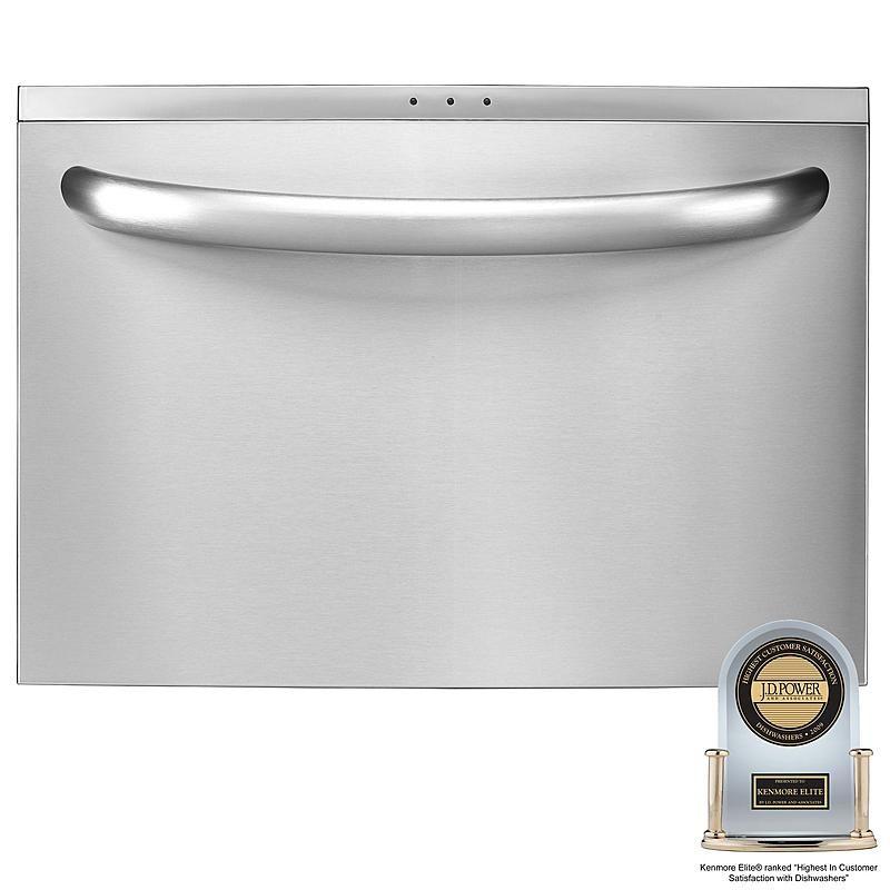 Kenmore Elite 13323 24 Single Drawer Dishwasher With Spin