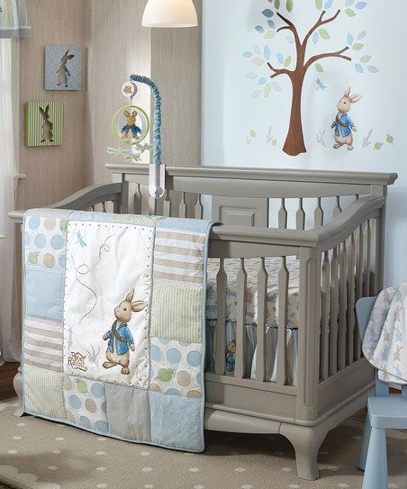 Peter Rabbit Four Piece Bedding Set