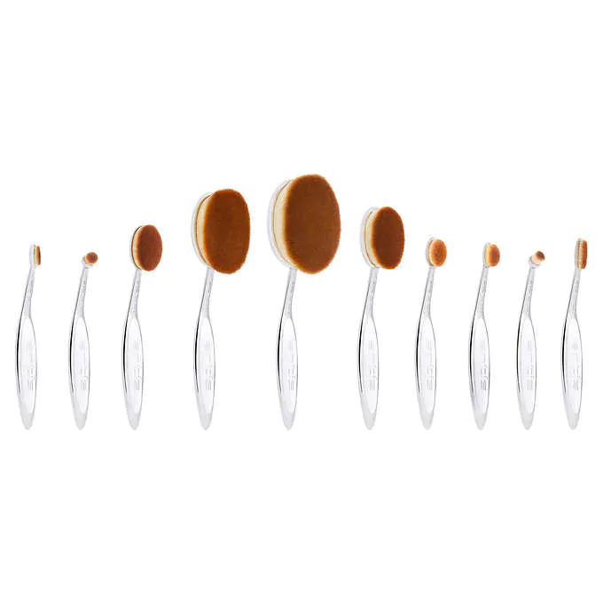 Artis Elite Makeup Brush Set, 10piece Makeup brush set