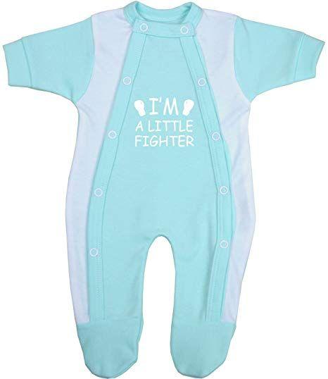 Babyprem Fr/ühchen Fr/ühgeborene Baby Kleidung Schlafanz/üge Strampler Kleine K/ämpfer 32-50cm