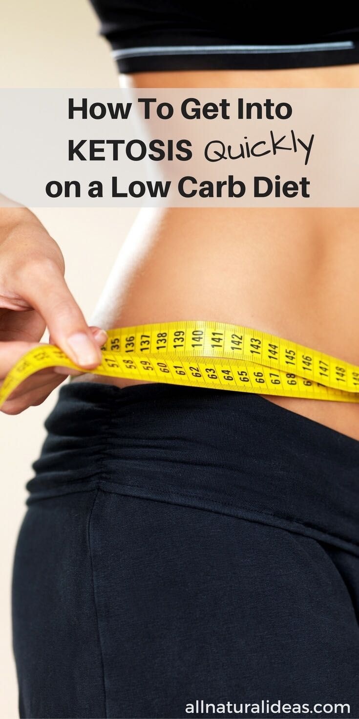 keto diet get into fat burning faster