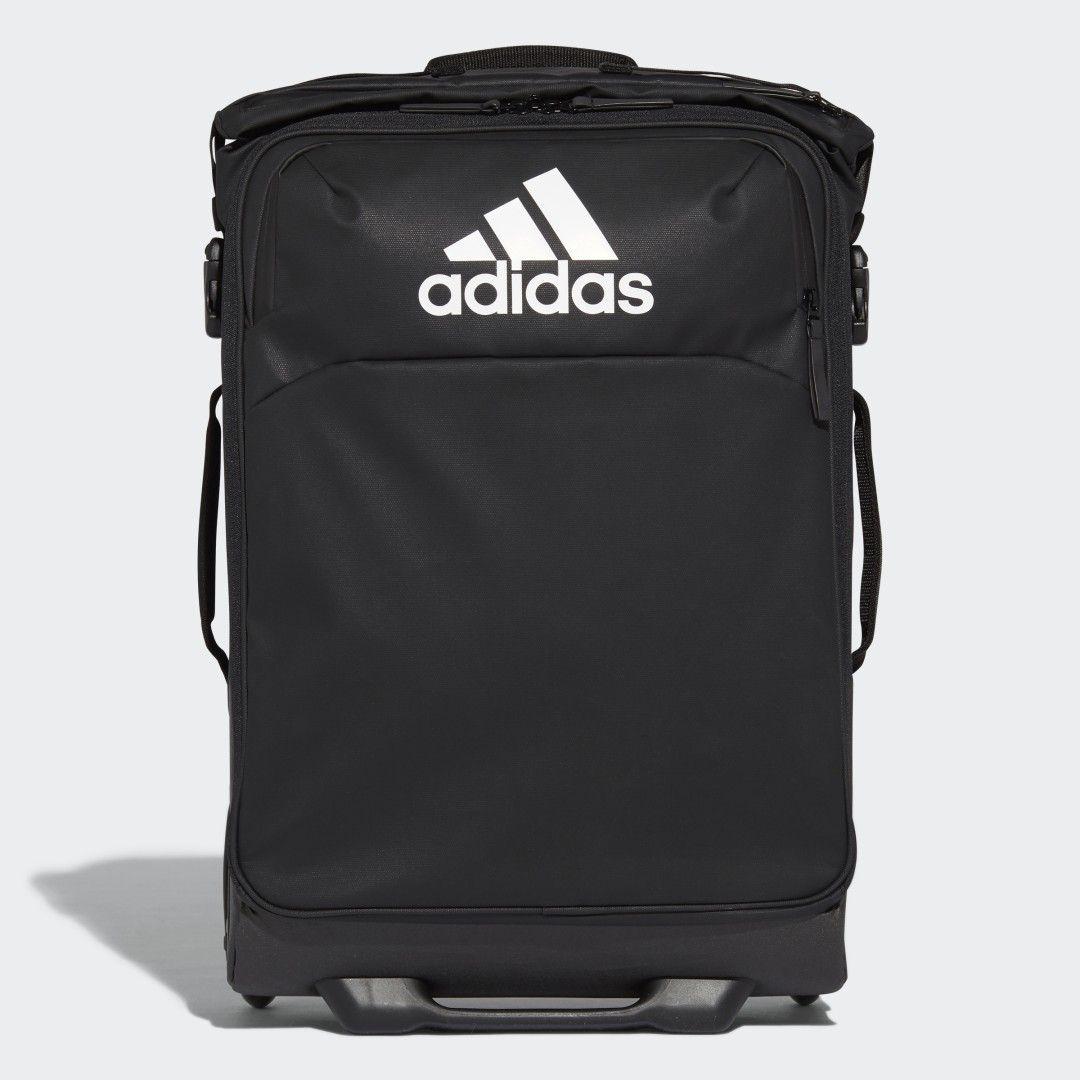 adidas Roller Bag Small - Black | adidas UK