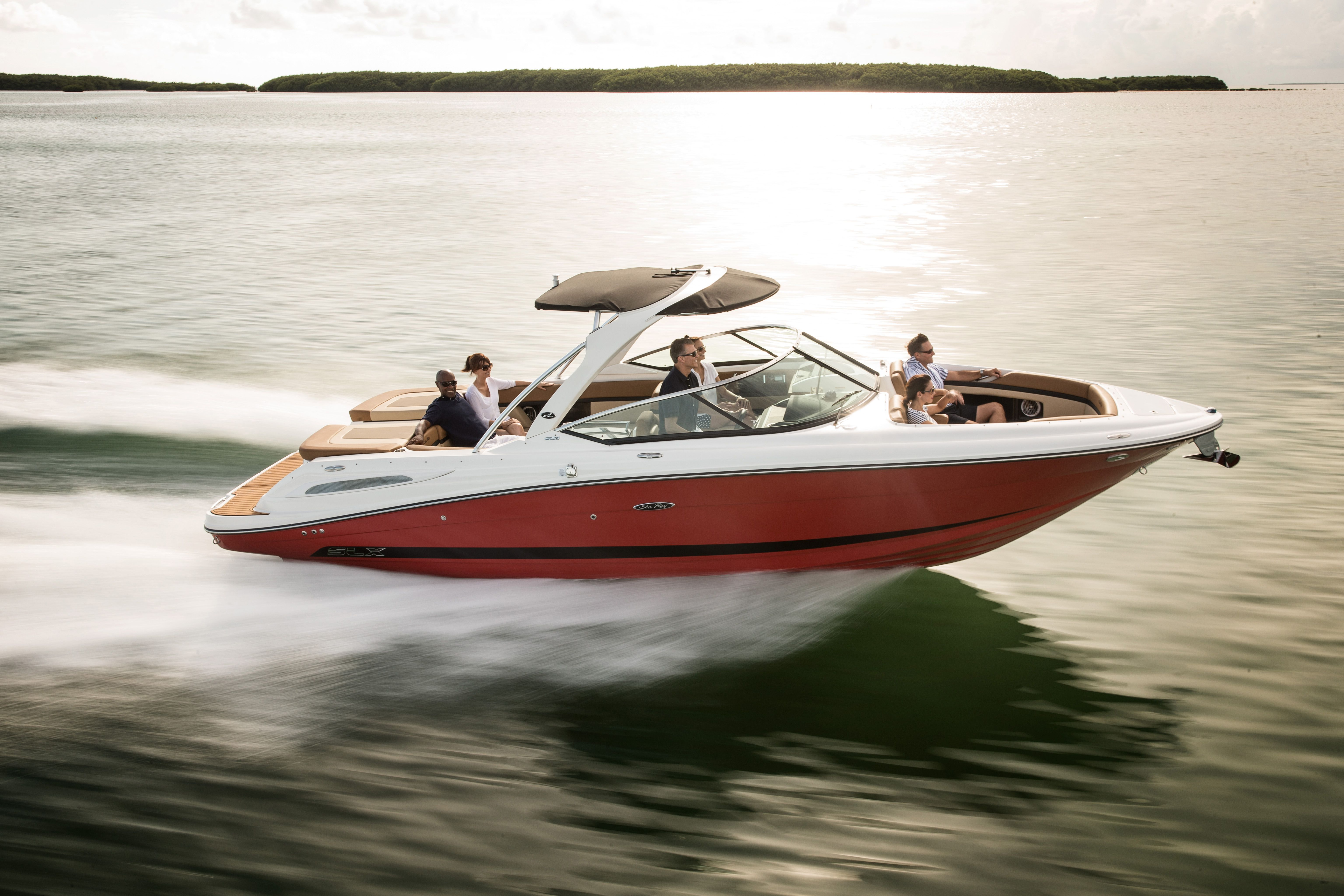 2014 Sea Ray® 270 SLX - Limited Lifetime Structural Warranty on hull and deck #searay #boats #dreamboat http://www.searayofsaskatchewan.com/product/270-slx