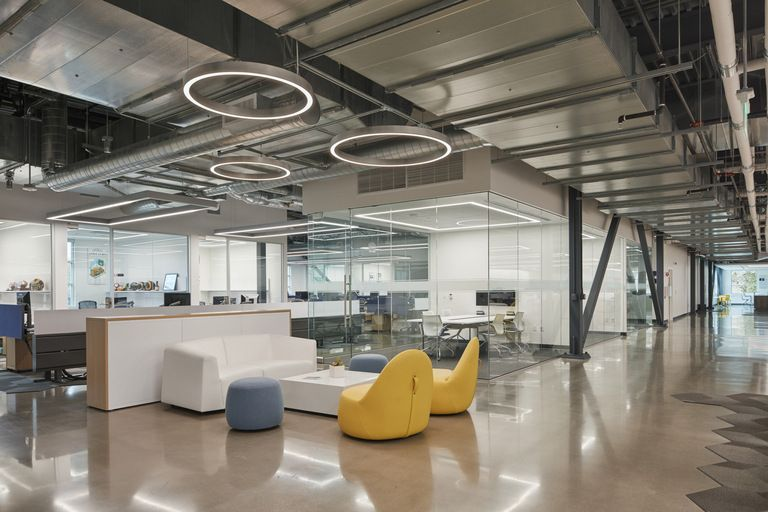 Los Angeles Rams Headquarters Agoura Hills Office Snapshots Agoura Hills Los Angeles Rams Modular Lounges