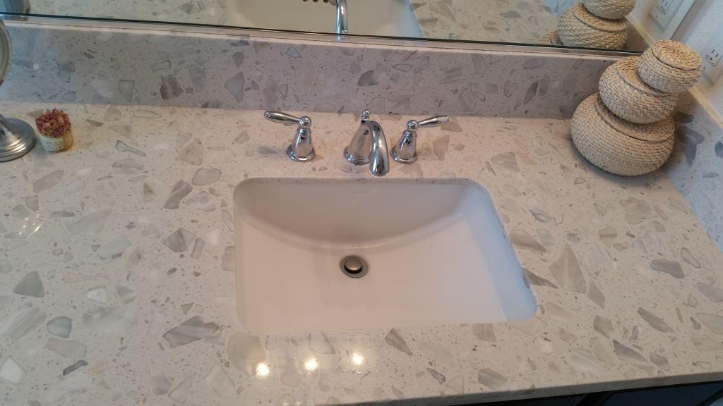 Lhasa Engineered Marble Slab Marble Slab Marble Bathroom Counter Quartz Tiles
