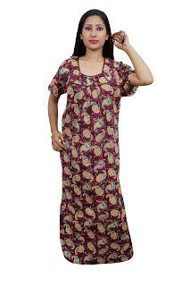 d59ce41163 indian women's nightgown: WOMEN NIGHT WEAR MAXI NIGHT DRESS  http://indiatrendzsnightwear.