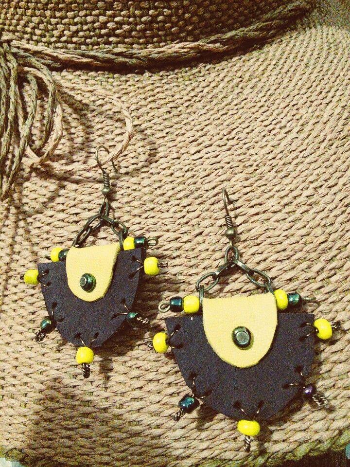 Earrings by Ina