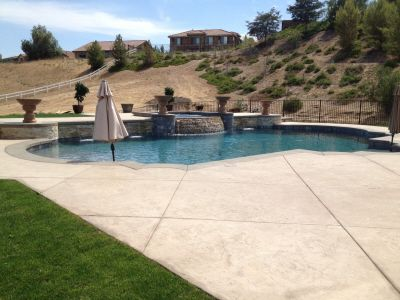 Our highly skilled in-house crews means all of our projects finish on time, under budget and per the pool design. :-  #Inground_Pool_Builder_Beaumont #The_Pool_Builder_Corona #Concrete_Inground_Pools_Fullerton