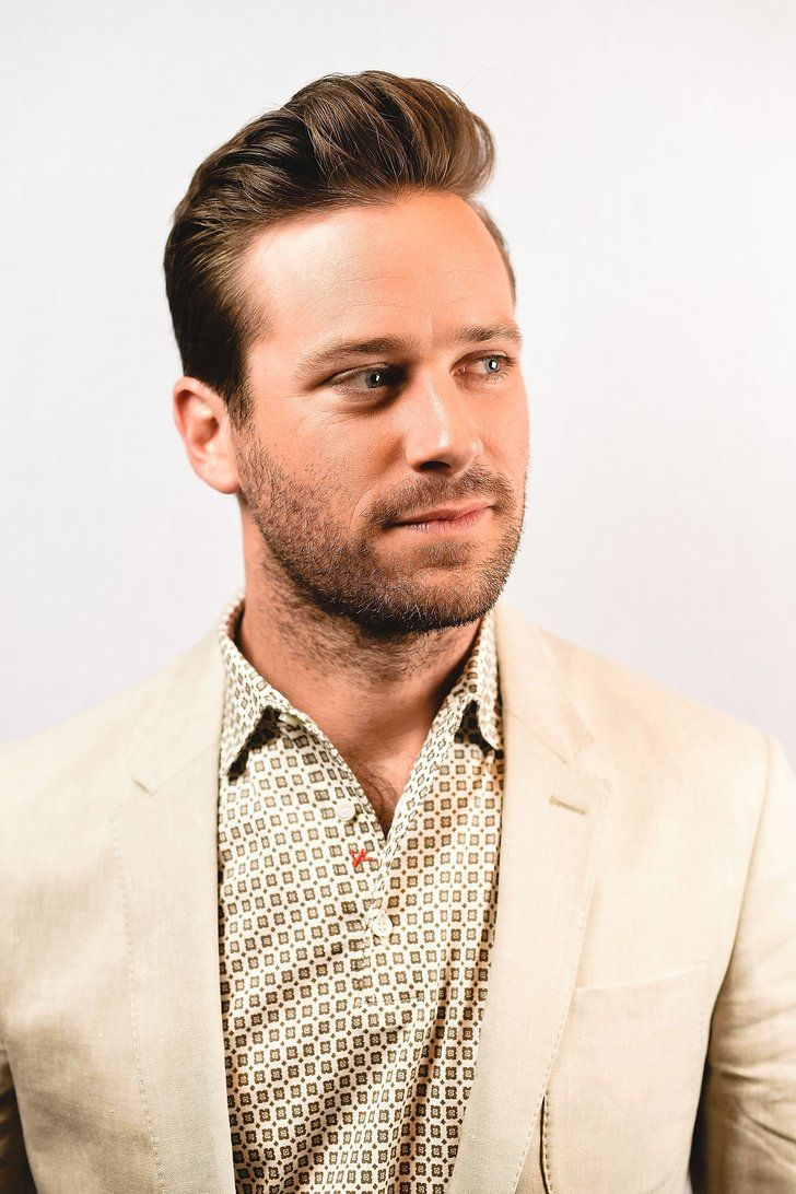 Armie hammer sexy