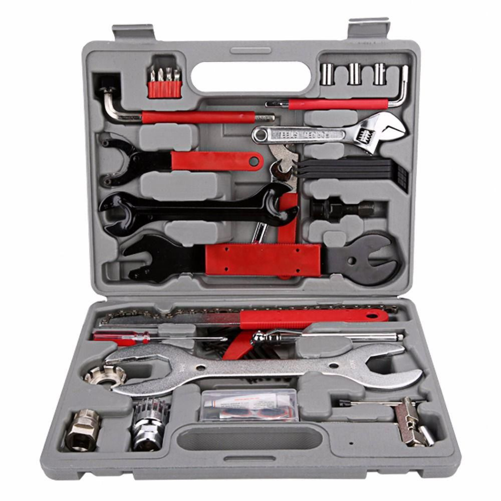 Wholesale 37pcs Mtb Bike Ferramentas Multi Tools Bike Repair Tools