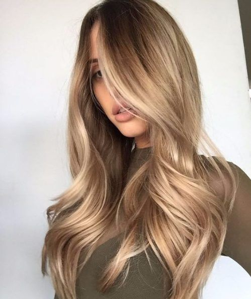 50 nat rliche balayage haarfarbe ideen 2018 frisuren pinterest balayage hair coloring and. Black Bedroom Furniture Sets. Home Design Ideas