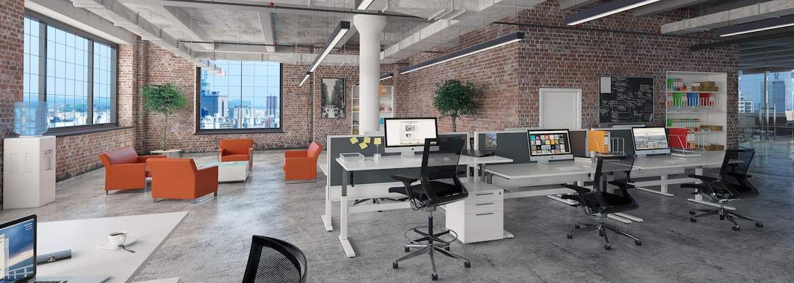 Office Furniture Workstations Design Fitout JP