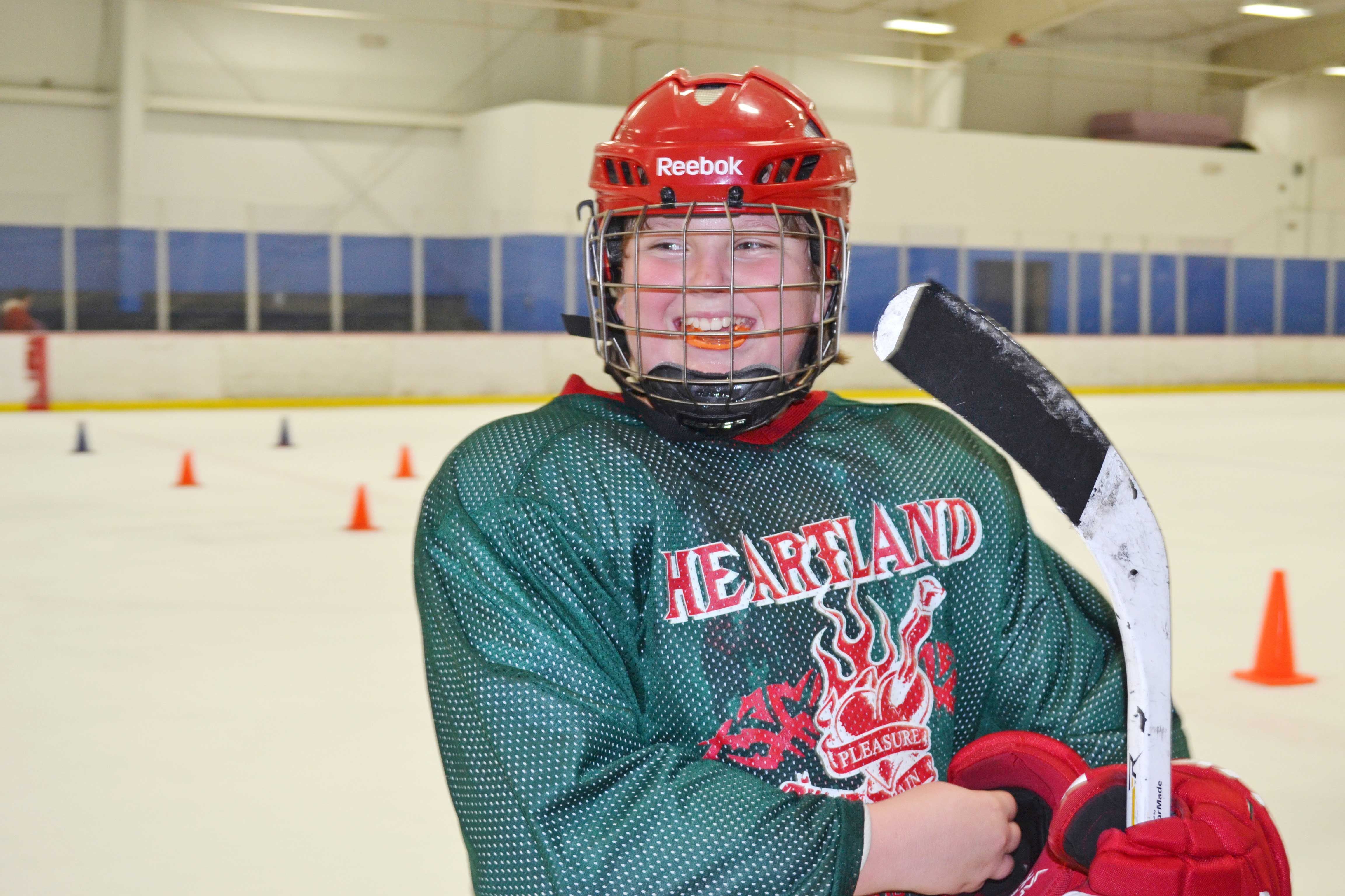 Fbca student connor baily special needs kids private