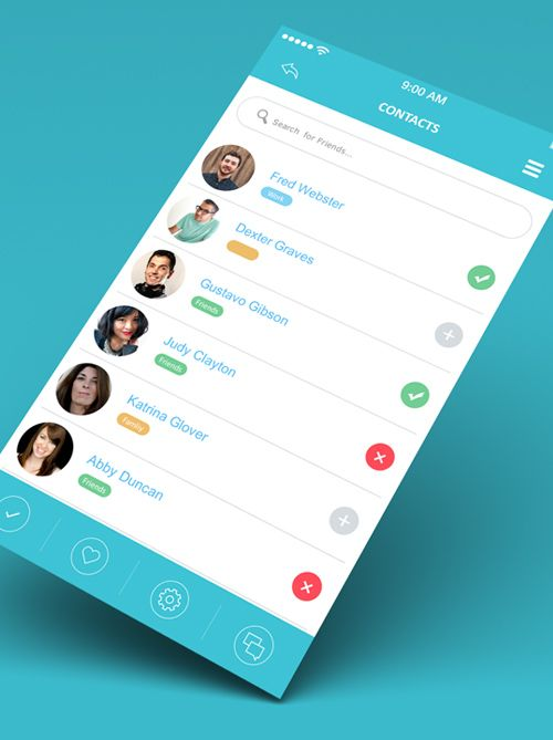 35 Modern Mobile App UI Designs with Amazing User Experience UX