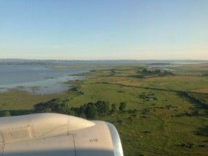landing in Ireland