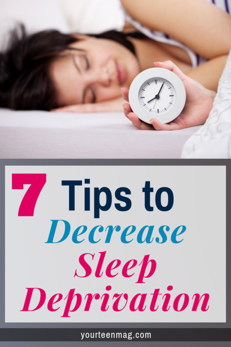 Teenagers Who Dont Get Enough Sleep At >> 7 Easy Tricks That Will Improve Your Teenager S Sleep Parenting