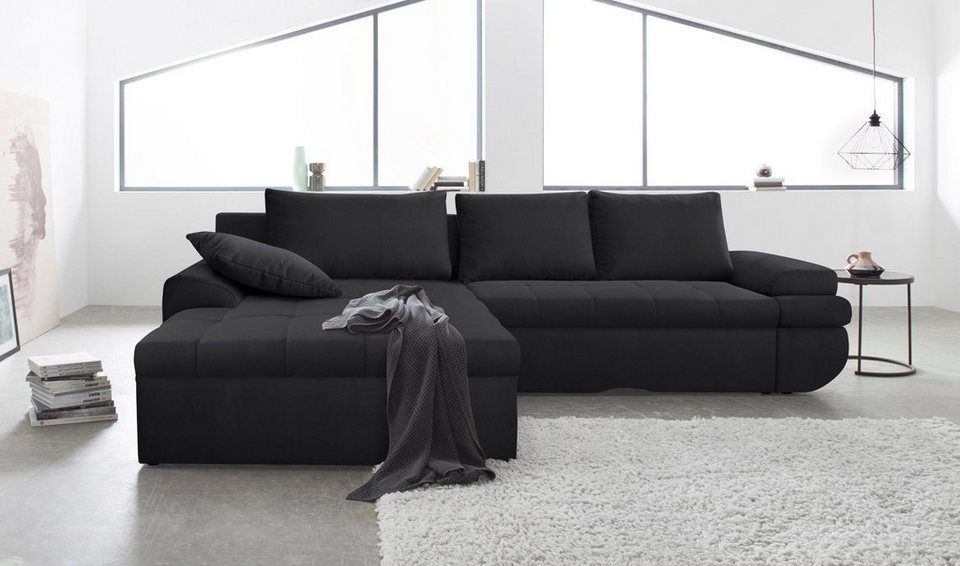 Inosign Ecksofa Carina Xxl Wahlweise Mit Bettfunktion Online Kaufen In 2020 With Images Couch Sofa Home