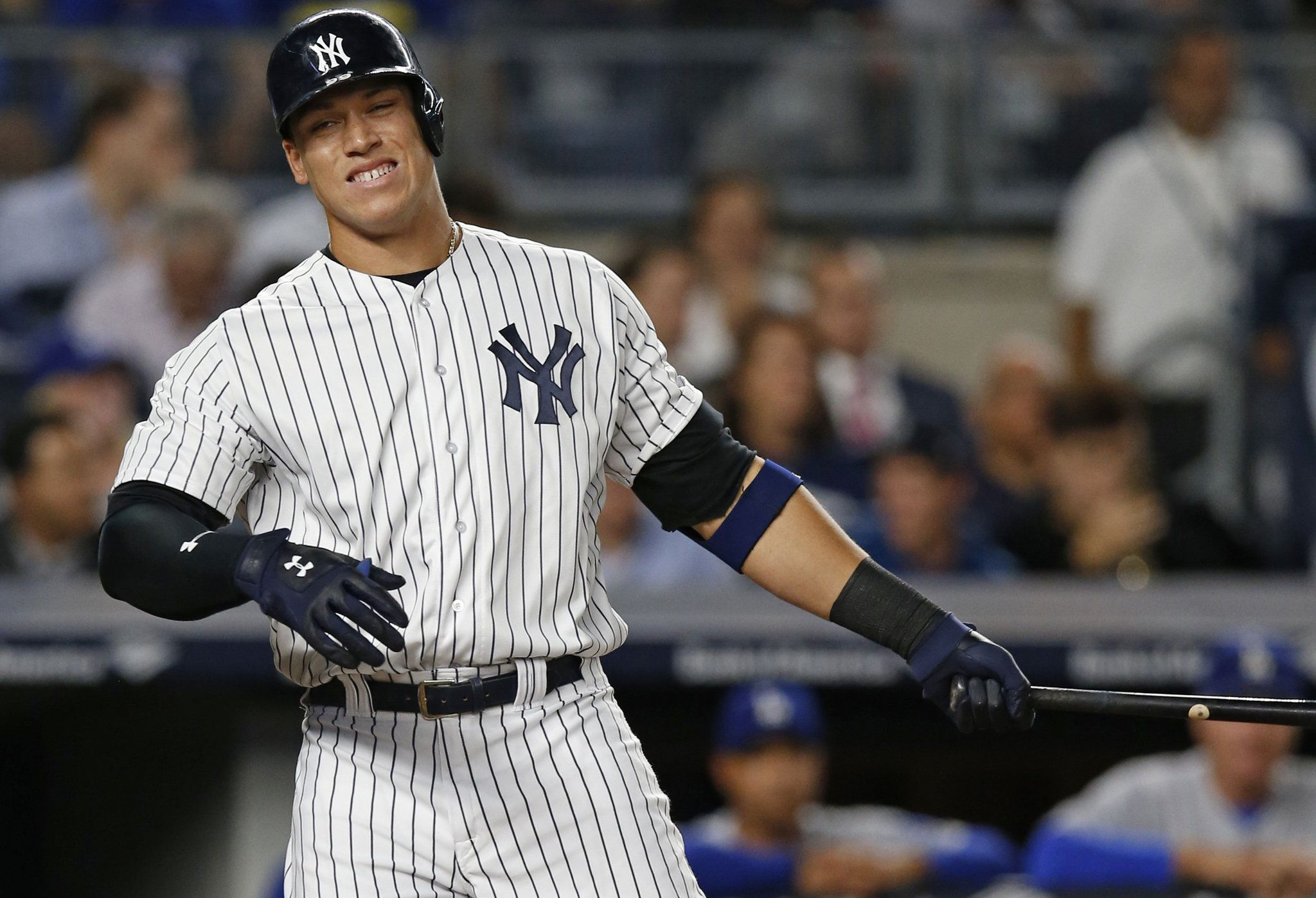 Aaron Judge Yankees New York Yankees Slugger Yankees