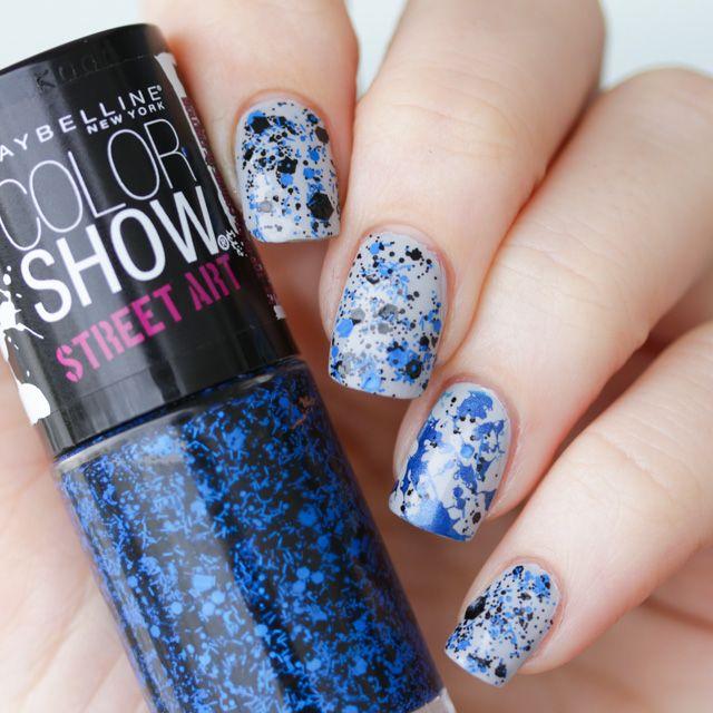 Nuevos colores - Esmaltes de uñas Maybelline Color Show | Finger ...