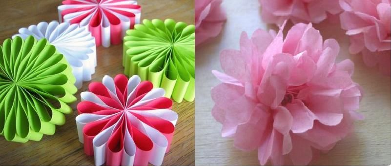 Image left a different take on paper flowers with a real fiesta image left a different take on paper flowers with a real fiesta look mightylinksfo Gallery