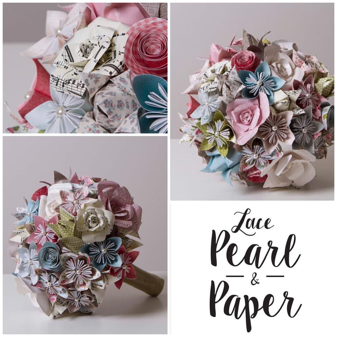 63 Likes, 3 Comments - PAPER FLOWERS🔹WEDDING BOUQUETS ...