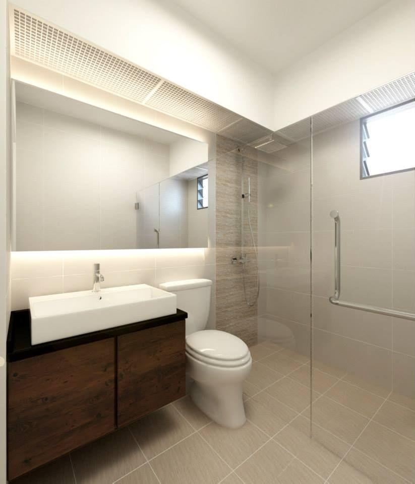 HDB 4-Room BTO Vintage Contemporary @ Punggol Emerald