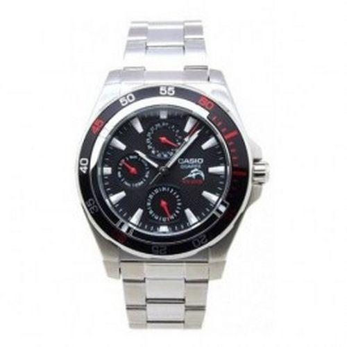 Casio Quartz WR 200m 3 Subdials Marine Gear Sports Watch Model - MDV-300D-1A e9ce8ad8ca
