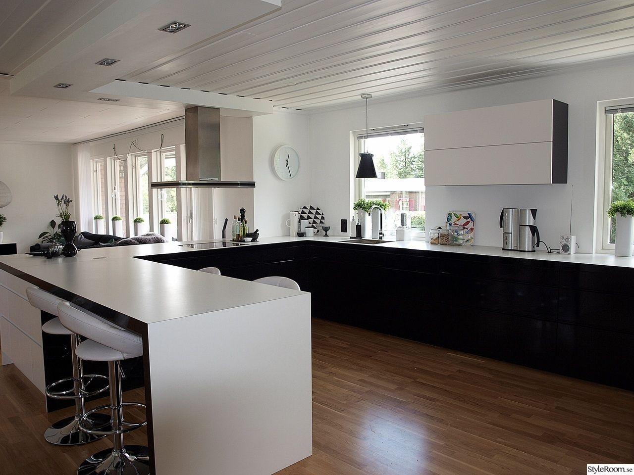 Kök köksfläkt installation : KÖK - Smart förvaring och sittbänk i lindblomsgrönt   Ballingslöv ...