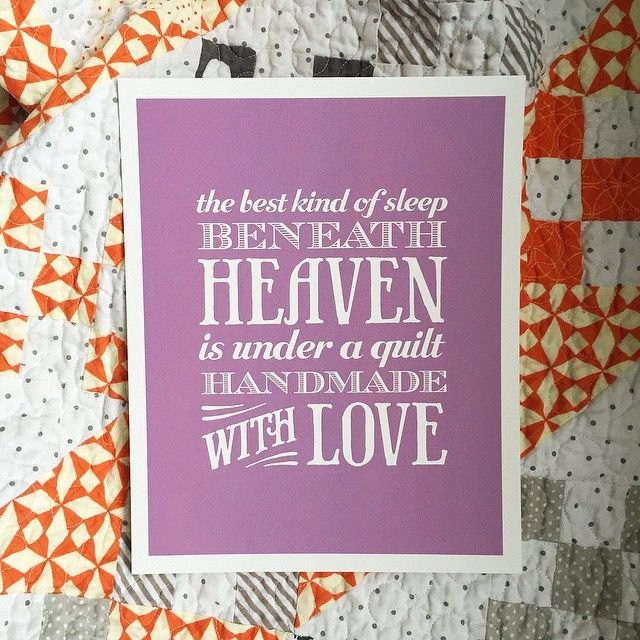 A gift for Aunt Lou Lou, to thank her for the beautiful quilts we've been given.