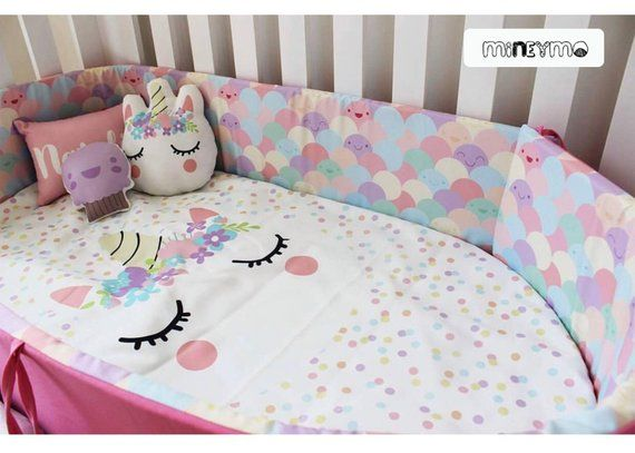 7449b3a42 Unicorn Bedding Set
