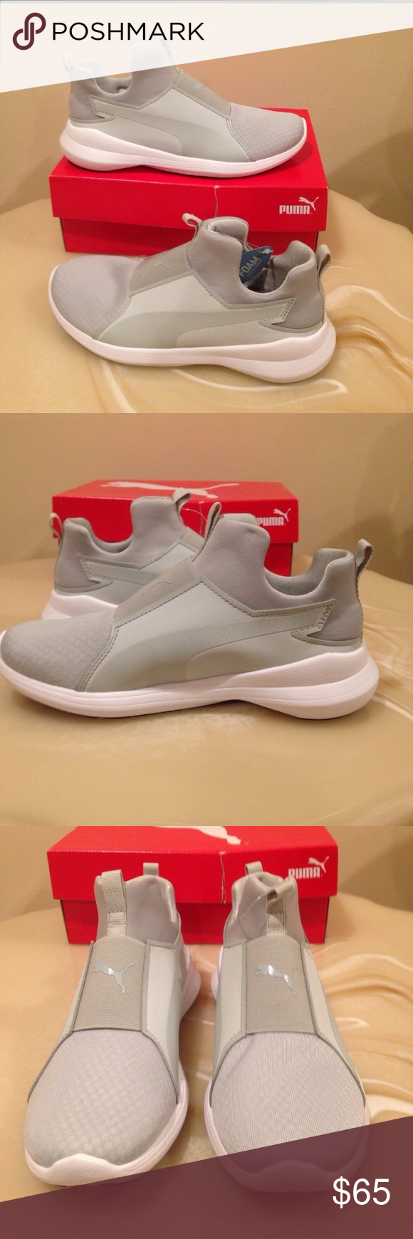 Women's Nib Brand New Stylish Puma Shoes Foam Soft drUXPzrq