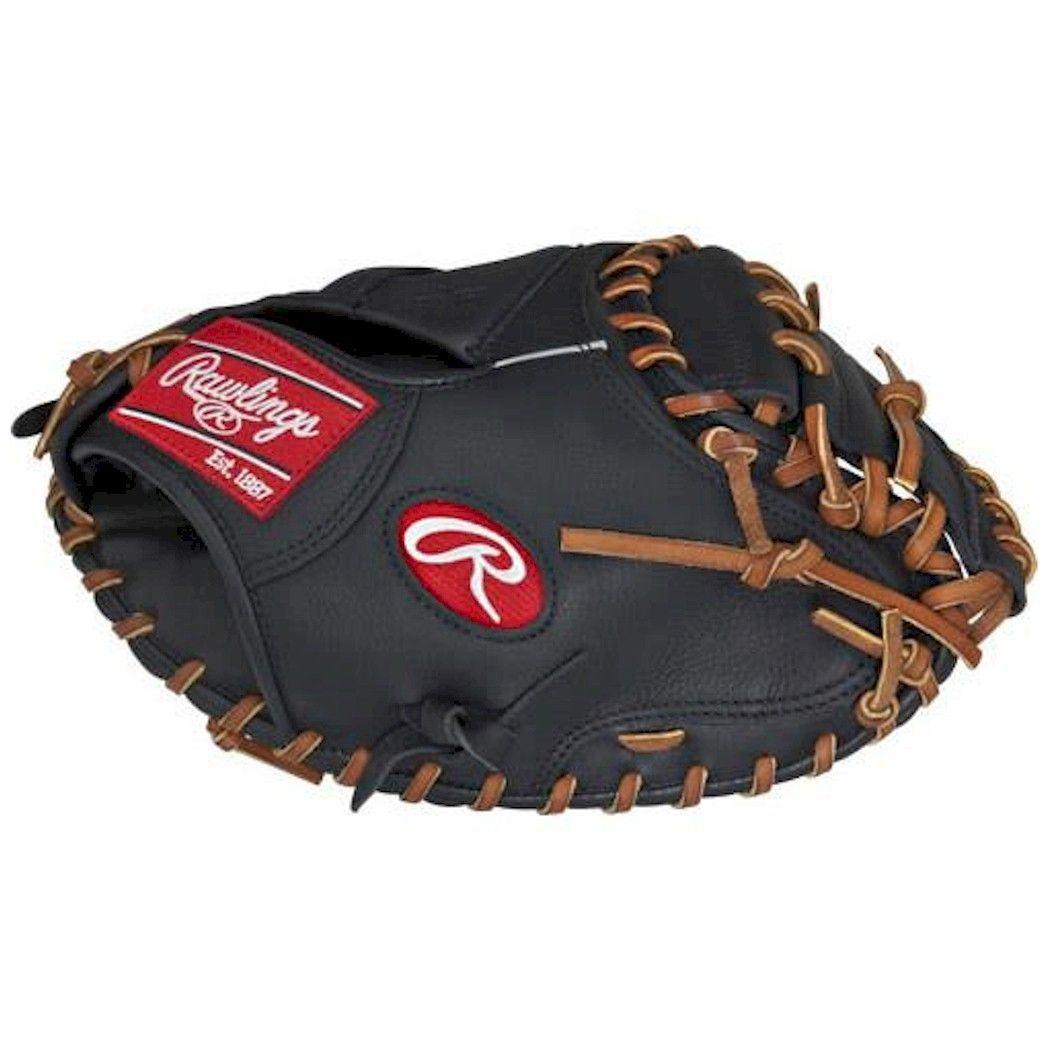 Rawlings Heart Of The Hide Dual Core Baseball Catchers