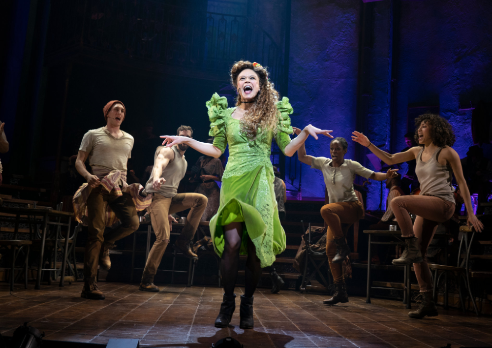 Tony Award Nominations 2019 'Hadestown' Leads the Pack in
